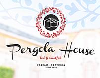 Pergola House identity