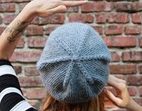 Hand-knit designs
