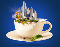 A CUP of Imagination