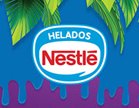 Helados Nestlé Website