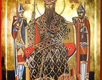 Ikona Sveti Stefan Decanski