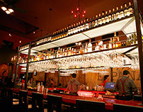 Marbella Restaurant Interior Design