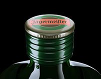 "Jägermeister ""The Green Bottle"" Webspecial"