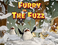 Madagascar 3: Furry vs. The Fuzz