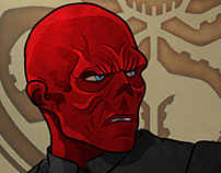 Red Skull Hydra