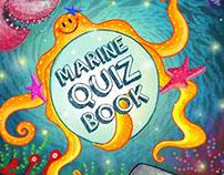 Quiz Book Design and Illustrations