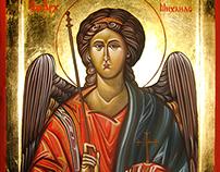 Ikona Sveti Arhangel Mihailo