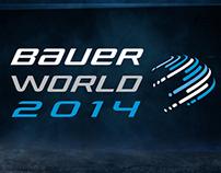 Exhibition   Bauer Hockey Trade-Show