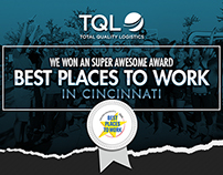 TQL Best Places to Work Email
