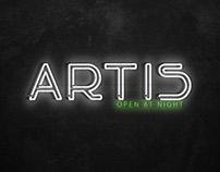 "ARTIS ""Open at night"""