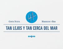 COSTA NUEVA: TAN LEJOS Y TAN CERCA DEL MAR