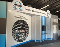 Omega Design 47x53 Booth