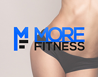 More fitness - Logo