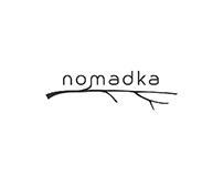 Nomadka logo & identity design