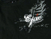 Epic/Campus Crusade for Christ Fellowship Tshirt