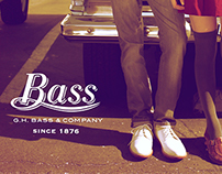 Bass Shoes Fall Photo Shoot