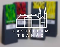 Castellum Teahouse package concept