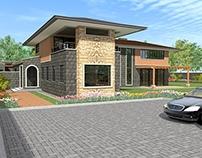 S.K. House in Athi River, Kenya