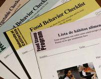 Food Behavior Nutrition Tools