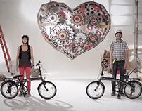 Caloi - Bike Dobrável