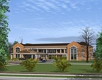 Lukenya University - Design Concepts