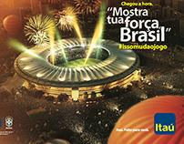 Banco Itau - Copa do Mundo Brasil