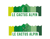 LE CACTUS ALPIN