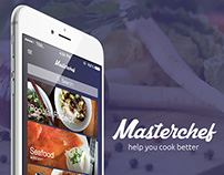 Masterchef Cooking App