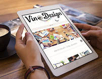 New Web-Site to VinDesign
