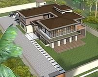 Proposed Kigamboni House in Dar, Tanzania