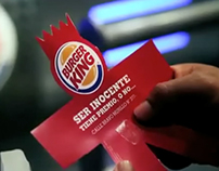 "ACCIÓN BURGER KING ""INOCENTES"""