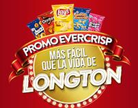 Promoción Evercrisp - Longton