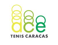 Ace Tenis Caracas - Brand Identity