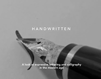 Handwritten – Experimental iPad publishing app