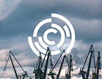 CENTRALA // office center branding