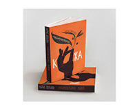 """Monkey's skin"" book cover"