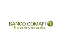 Banco Comafi - Diseños