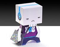 Wö Paper Toy