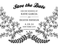 Katie & Dustin's New York Wedding