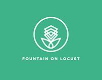 Fountain on Locust