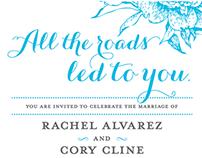 Rachel & Cory's Charlotte Wedding