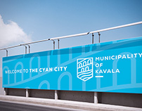 Branding for the City of Kavala
