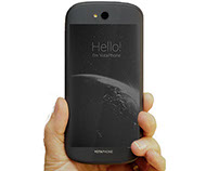 YotaPhone 2 Mock with Replaceable Screen