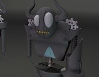 Modelado Robot