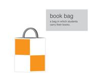 book bags.