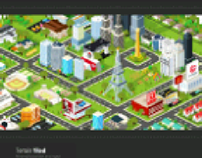 Isometric Game World
