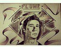 flume illustration portrait