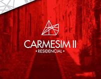 Branding Conceito Carmesin - Residencial