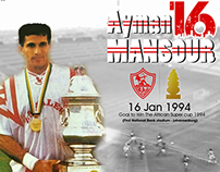 Zamalek The African Super Cup Champion '94