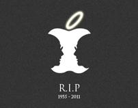 R.I.P Steve Jobs (inspired by HK artist - Jonathan)